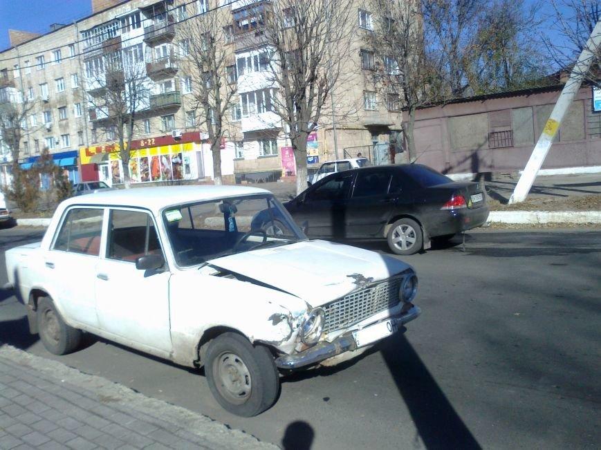 В Кировограде столкнулись две «Копейки» (фото), фото-3