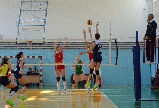 Волейболистки из Чернигова дважды проиграли в Тернополе, фото-1