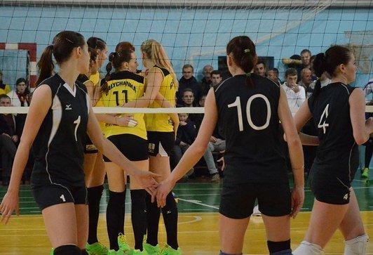 Волейболистки из Чернигова дважды проиграли в Тернополе, фото-11