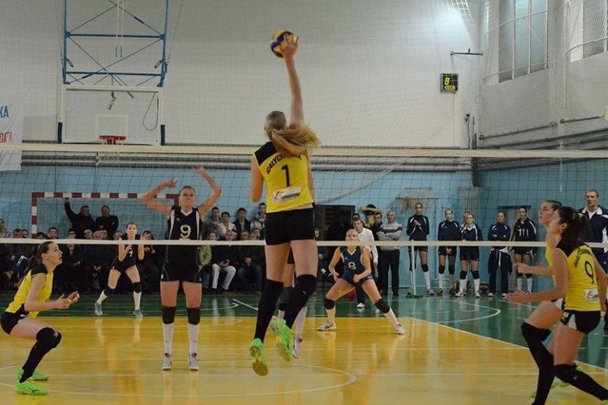 Волейболистки из Чернигова дважды проиграли в Тернополе, фото-14
