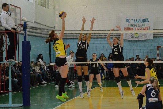 Волейболистки из Чернигова дважды проиграли в Тернополе, фото-12