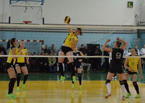 Волейболистки из Чернигова дважды проиграли в Тернополе, фото-7