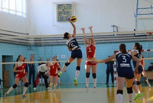 Волейболистки из Чернигова дважды проиграли в Тернополе, фото-15