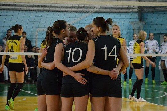 Волейболистки из Чернигова дважды проиграли в Тернополе, фото-8