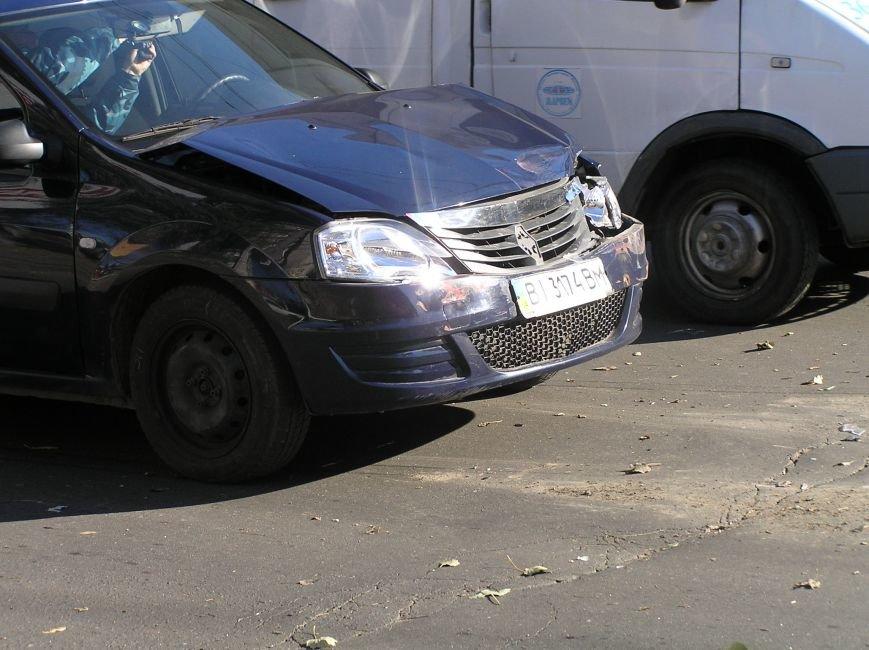 В Мариуполе люди в камуфляже попали в ДТП (ФОТО), фото-7