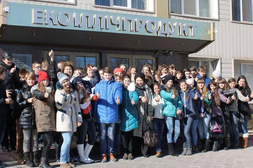 Мариупольских выпускников познакомили с профессией пищевиков (ФОТО), фото-11