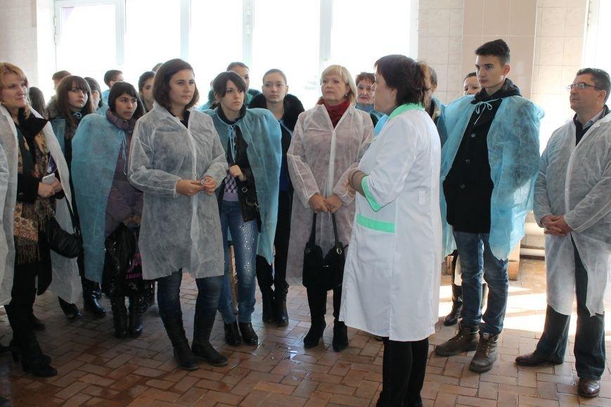 Мариупольских выпускников познакомили с профессией пищевиков (ФОТО), фото-8