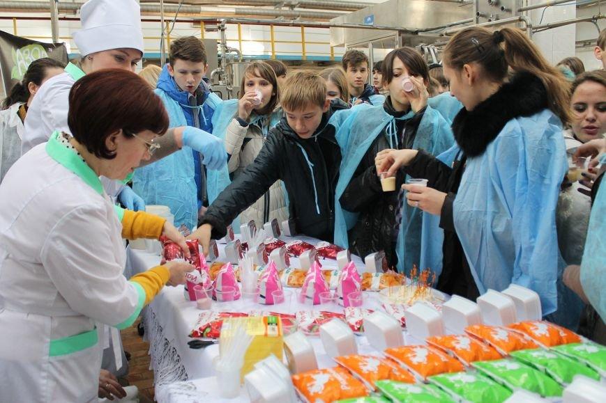 Мариупольских выпускников познакомили с профессией пищевиков (ФОТО), фото-10