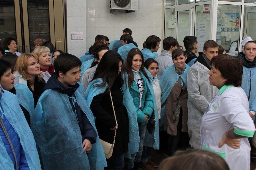 Мариупольских выпускников познакомили с профессией пищевиков (ФОТО), фото-9