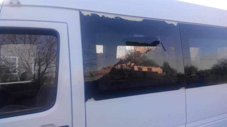 Пьяные жители Доброполья стреляли по проезжим автомобилям, фото-1
