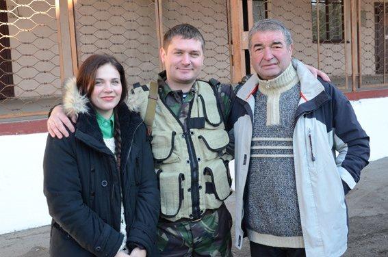 Тернопільські оперативники виїхали в зону АТО для виконування бойових завдань, фото-2