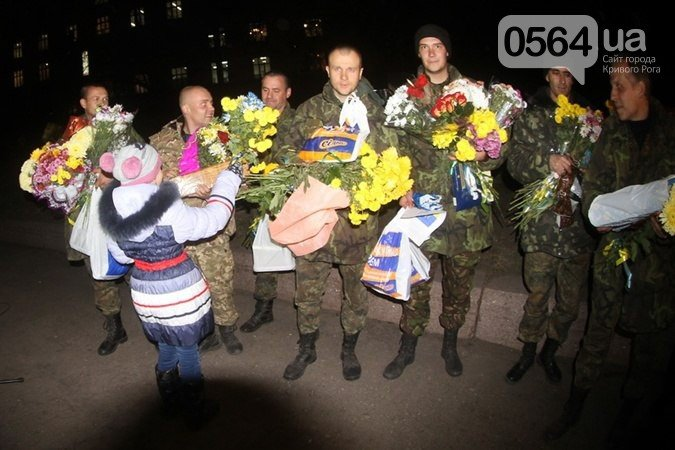 В Кривой Рог вернулись «киборги», а начальник УВД рассказал об охране порядка в городе, фото-3