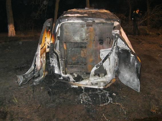 На границе Днепропетровской и Полтавской областей в инкассаторскую машину стреляли из гранатомета: есть погибшие, фото-4