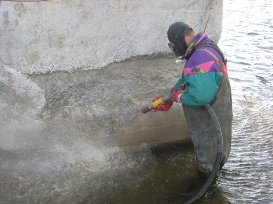 3.Піскоструминева обробка сколу