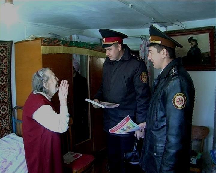 Рятувальники Сум попереджають населення про необхідність дотримання правил пожежної безпеки, фото-1