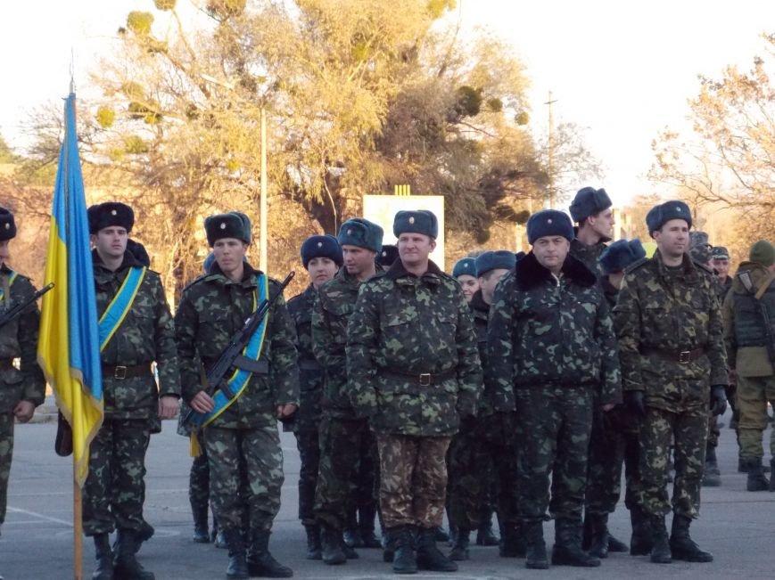 Как встречали 20-й мотопехотный батальон под Днепропетровском (ФОТОРЕПОРТАЖ), фото-2