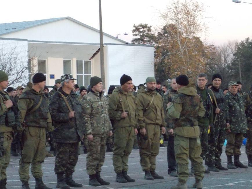 Как встречали 20-й мотопехотный батальон под Днепропетровском (ФОТОРЕПОРТАЖ), фото-4