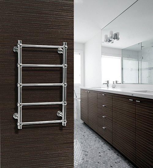 Водяные полотенцесушители из нержавеющей стали для ванной