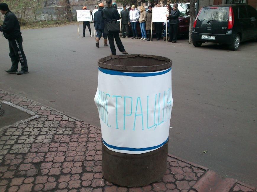 В Днепродзержинске Правый Сектор предупредил прокуратуру, что «работать по старому» им не дадут, фото-3