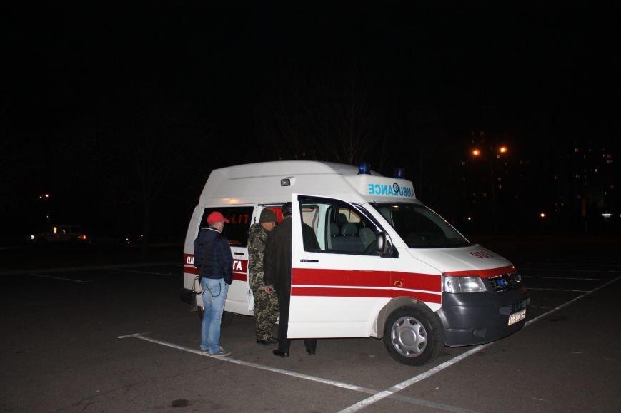 Криворожские волонтеры  купили и укомплектовали машину скорой помощи в  АТО (ФОТО), фото-2
