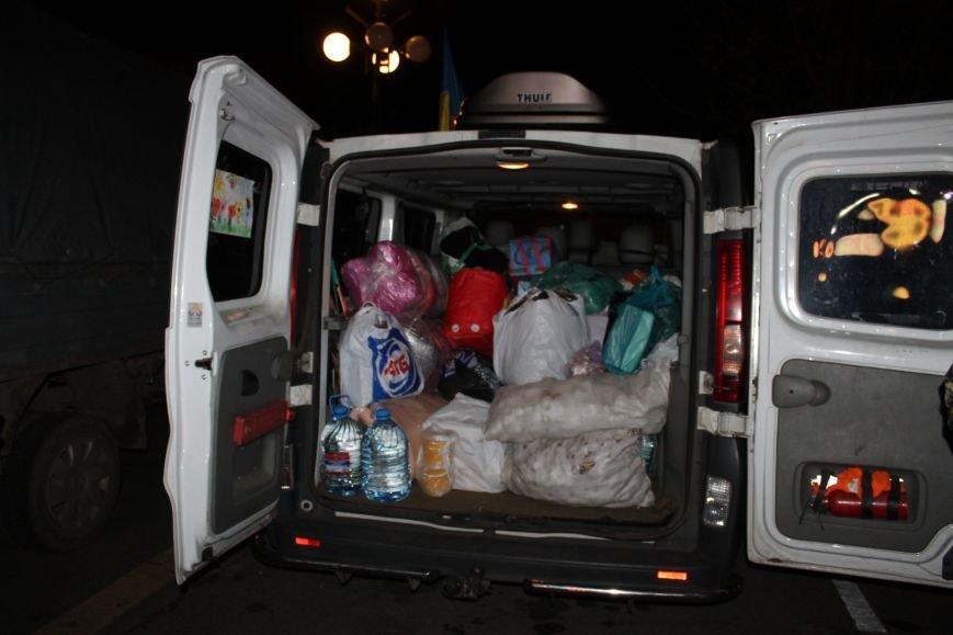 Криворожские волонтеры  купили и укомплектовали машину скорой помощи в  АТО (ФОТО), фото-9