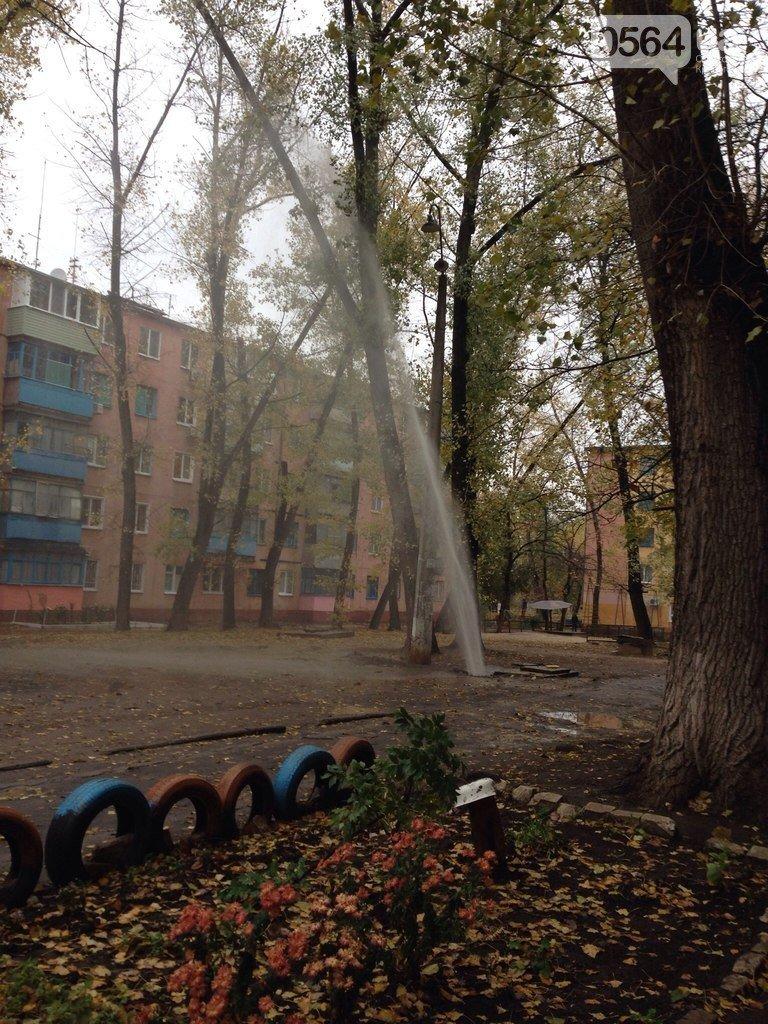 Отопительный сезон в Кривом Роге: первые аварии и мнения жителей города (ФОТО), фото-4