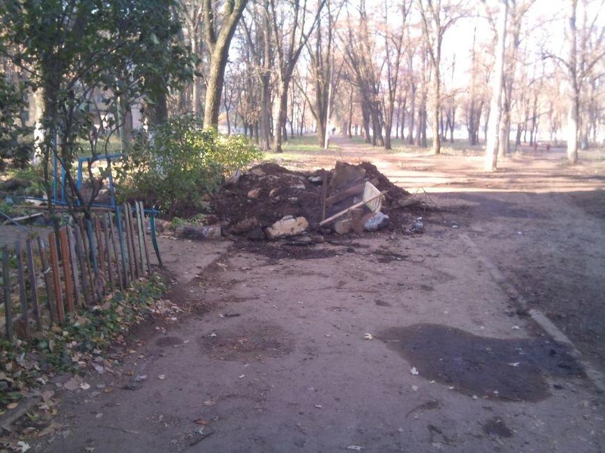 Отопительный сезон в Кривом Роге: первые аварии и мнения жителей города (ФОТО), фото-1