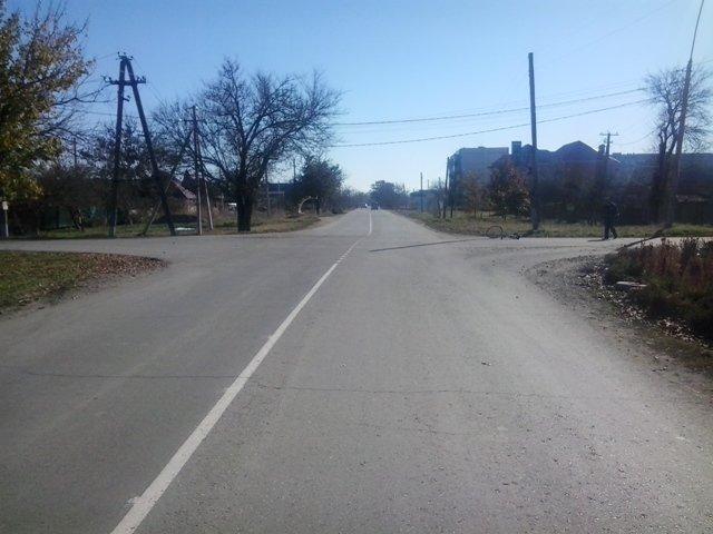 направление движения вело