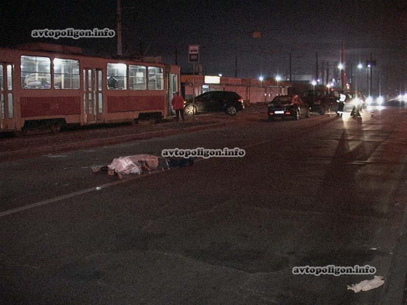 В Киеве под колесами Mazda-3 погиб пешеход, фото-4