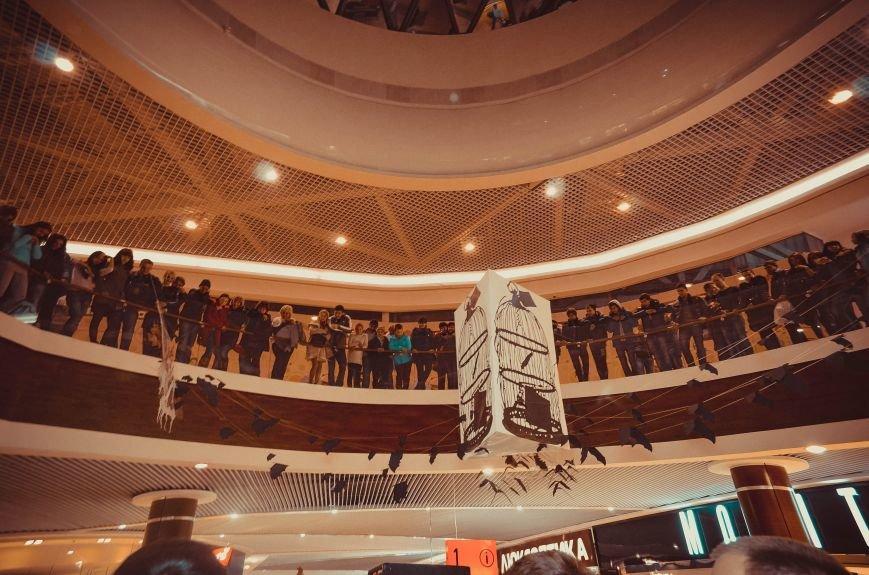 ФОТОРЕПОРТАЖ: В Симферополе «нечисть» собралась на шабаш в торговом центре, фото-18