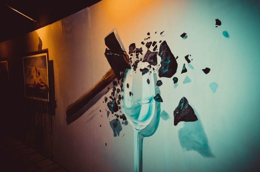 ФОТОРЕПОРТАЖ: В Симферополе «нечисть» собралась на шабаш в торговом центре, фото-16