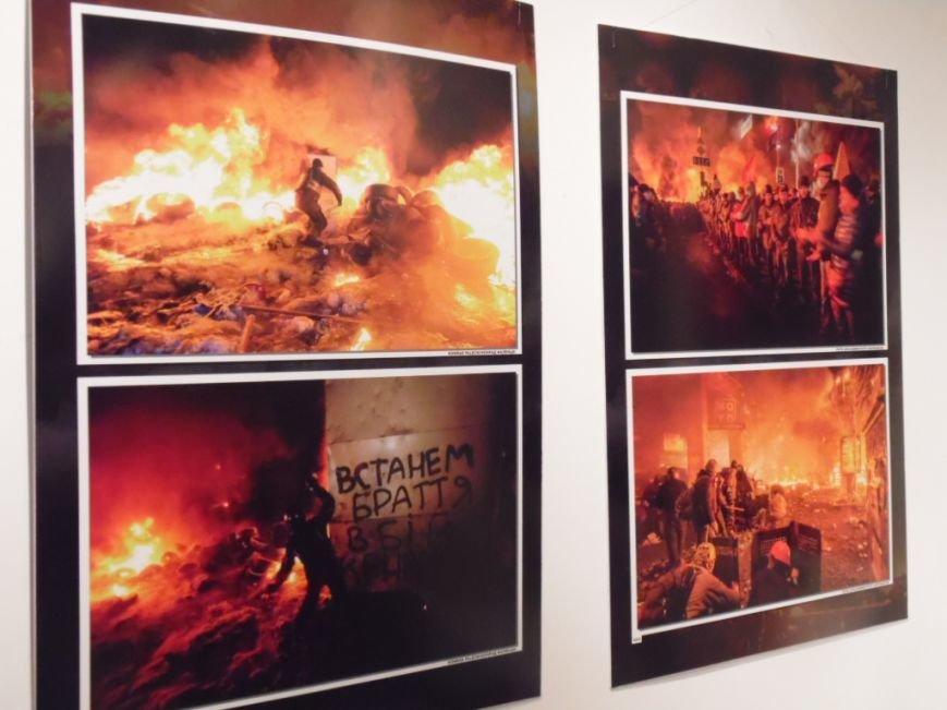 У Тернополі представили унікальну хроніку Революції Гідності (ФОТО), фото-1