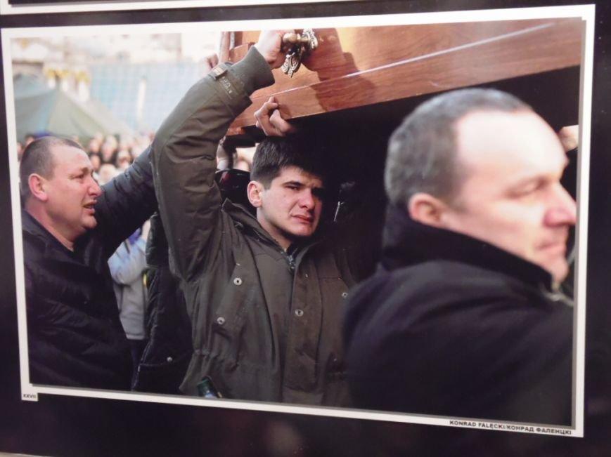 У Тернополі представили унікальну хроніку Революції Гідності (ФОТО), фото-6