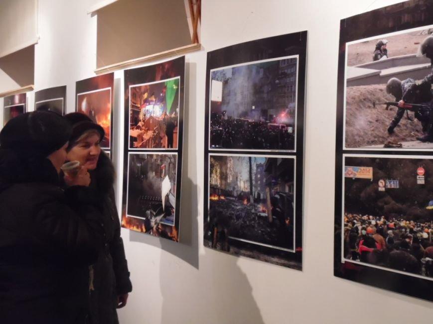 У Тернополі представили унікальну хроніку Революції Гідності (ФОТО), фото-2