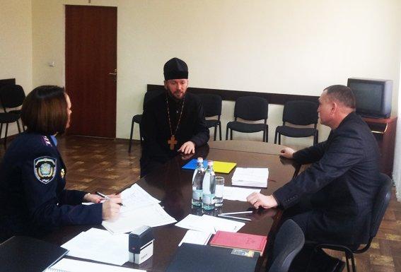 Главный милиционер Херсонщины провел прием граждан, фото-2
