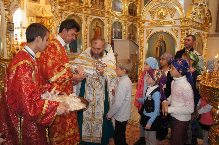 Казачата посетили Свято- Успенский храм, фото-3