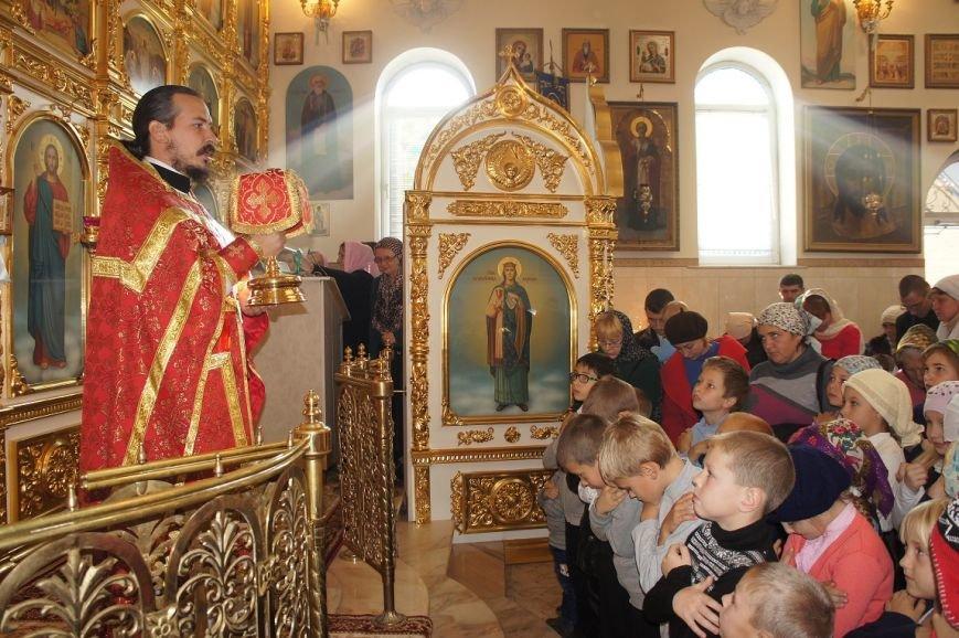 Казачата посетили Свято- Успенский храм, фото-2