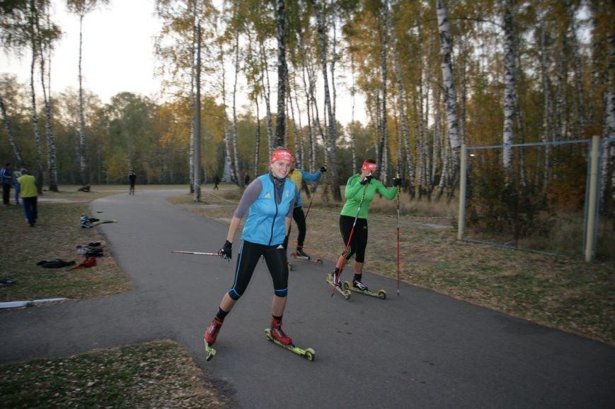 Биатлонная трасса в Чернигове получила освещение, фото-4