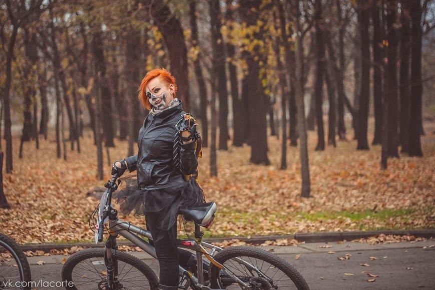 В Кривом Роге черти и ведьмы катались на велосипедах (ФОТО), фото-6
