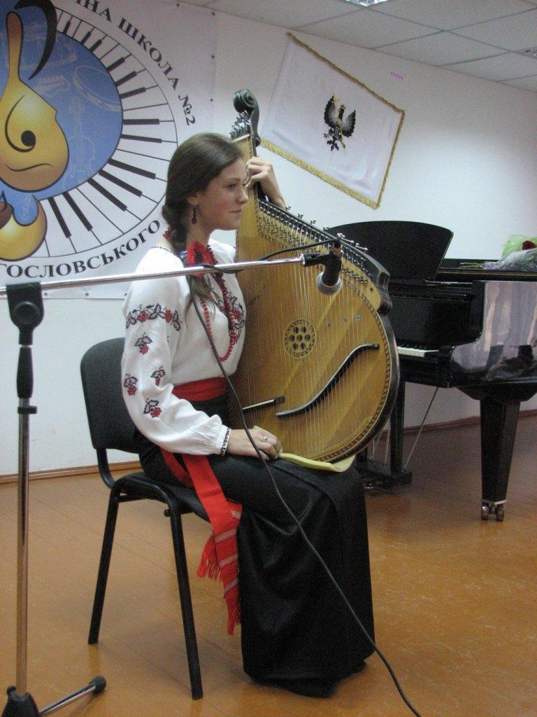 Черниговская музыкальная школа № 2 отметила юбилей. В подарок получила имя, фото-4
