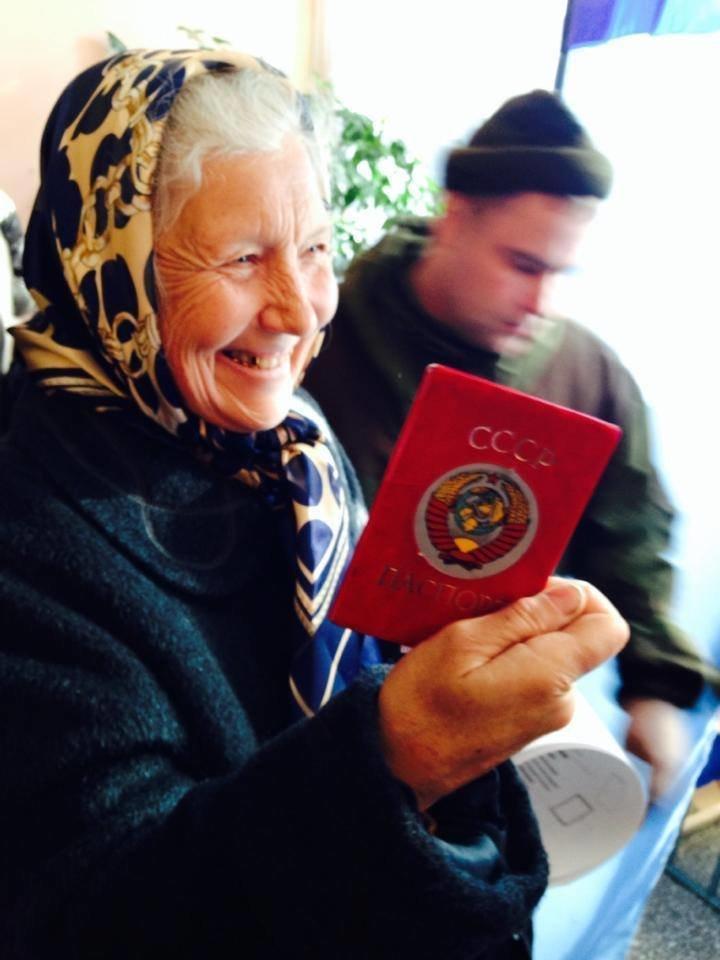 В Донецке за «ДНР» голосовали преимущественно пенсионеры, ностальгирующие по СССР, фото-1