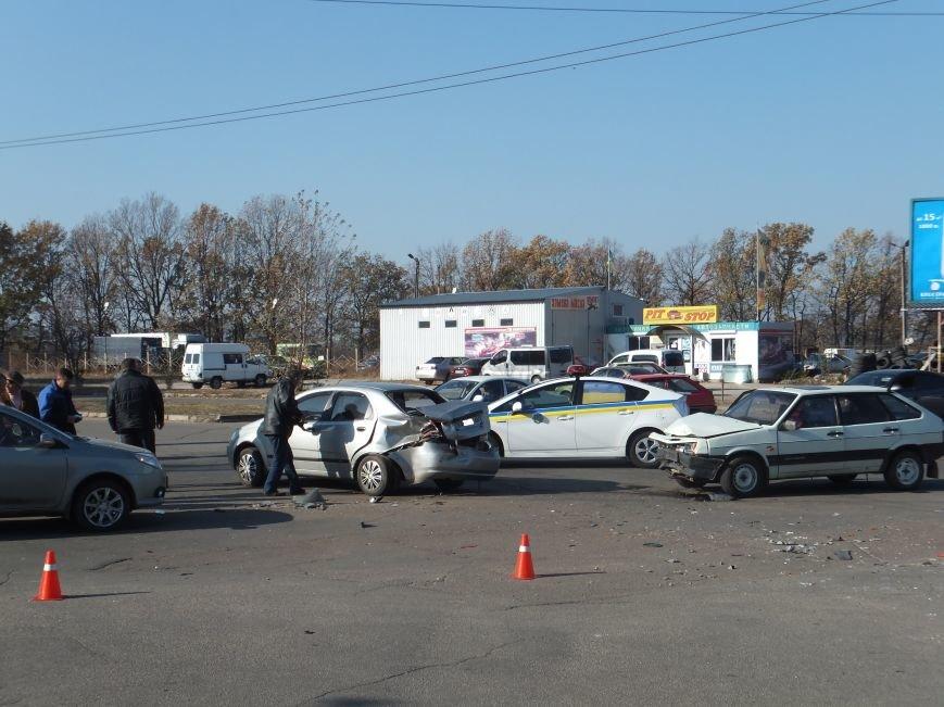В Кировограде произошло ДТП с участием трех автомобилей (фото), фото-6