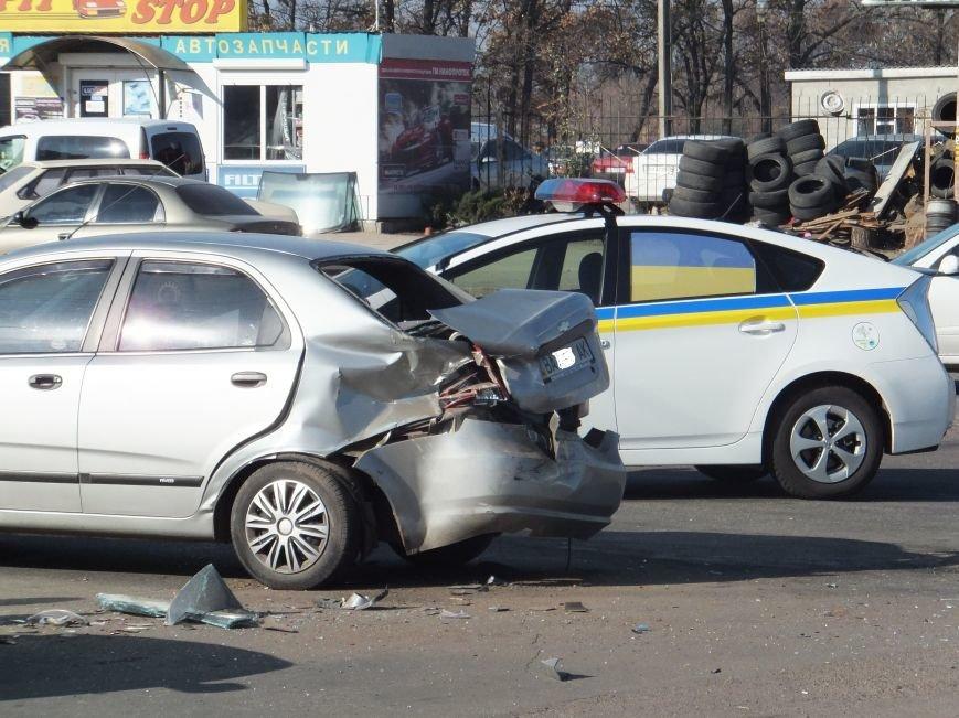 В Кировограде произошло ДТП с участием трех автомобилей (фото), фото-4