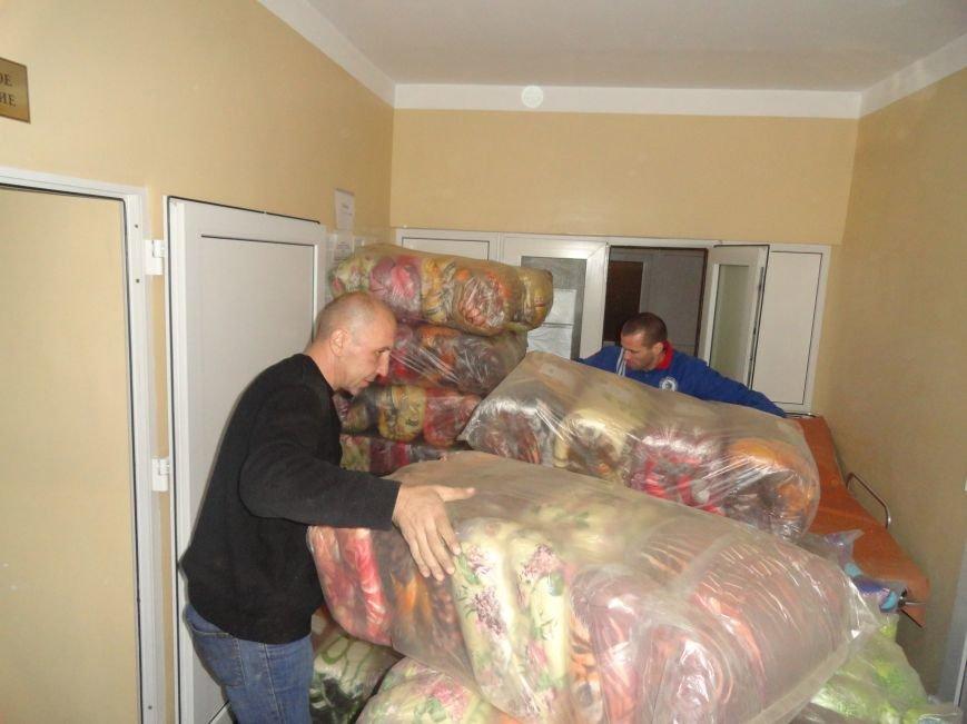 Теплые одеяла согреют больных в БСМП Мариуполя (ФОТОРЕПОРТАЖ), фото-3