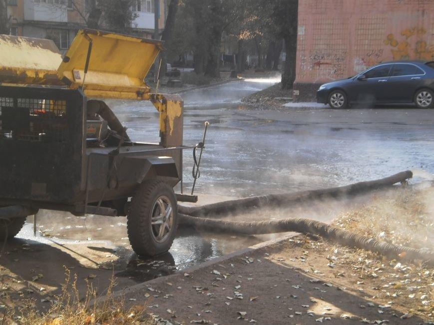 В Кривом Роге улицы заливает кипятком (ФОТОФАКТ), фото-3