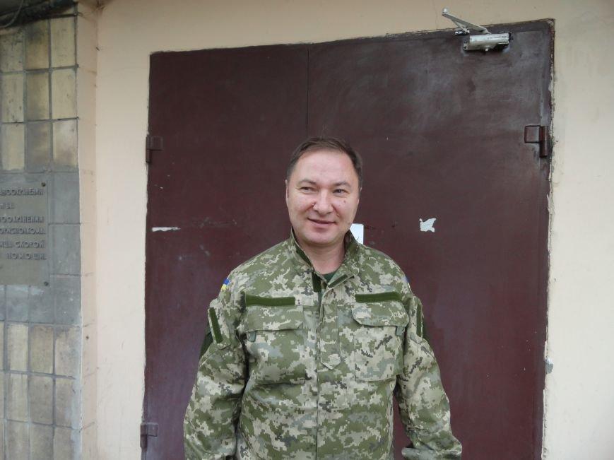 Главный хирург министерства обороны прибыл в Мариуполь (ФОТО+ВИДЕО), фото-1