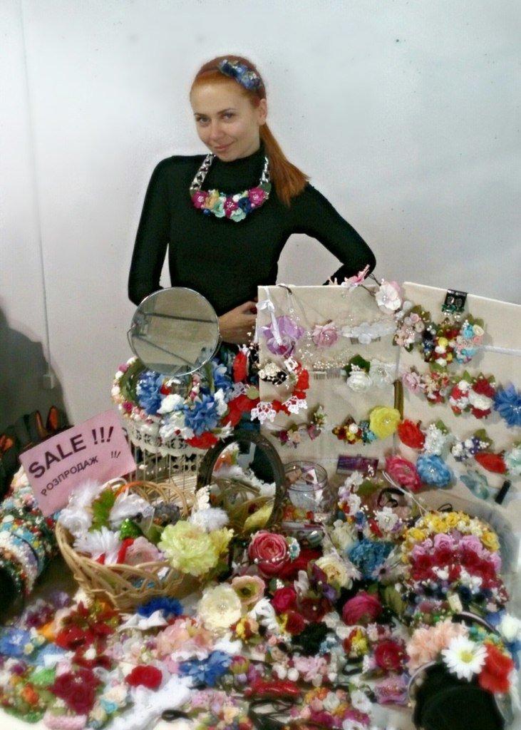 В Кривом Роге состоялась выставка-ярмарка «ЦяЦя в кожні руки», фото-2