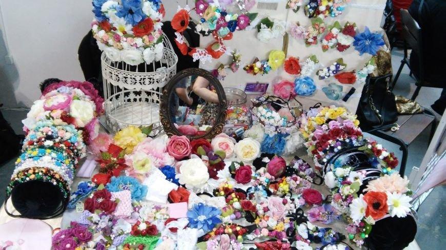 В Кривом Роге состоялась выставка-ярмарка «ЦяЦя в кожні руки», фото-1
