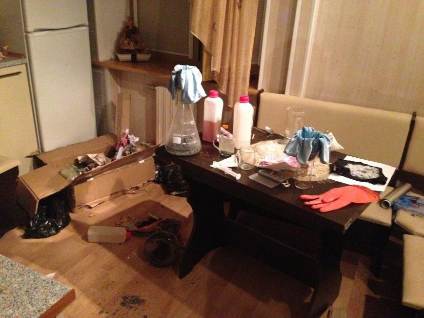 В центре Кировограда накрыли нарколабораторию (фото), фото-3