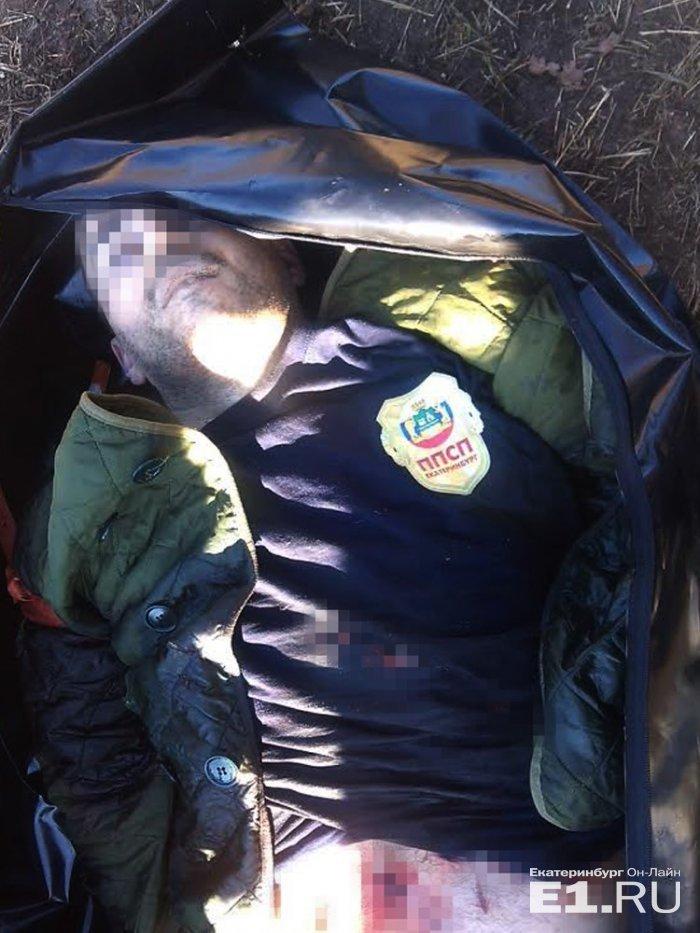 В морге Красноармейска находится погибший россиянин, который сражался за «ДНР»? (ФОТО 18+), фото-4